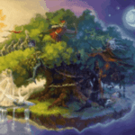 У лукоморья дуб зеленый стих Пушкина читать онлайн